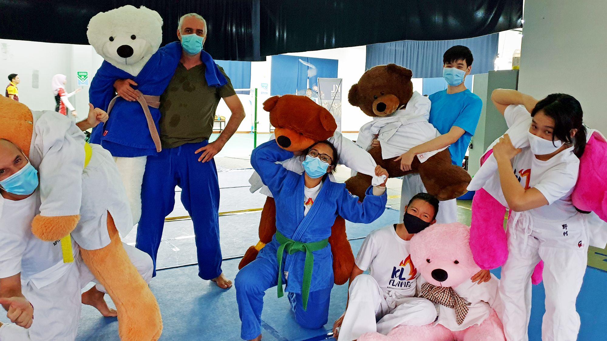 Teddy Bear Squad