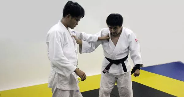 Judo Concepts, Lesson 3: Righty vs Lefty