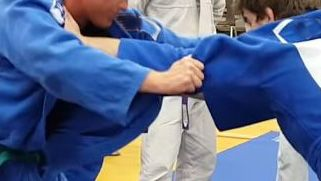 Judo Concepts, Lesson 13: Dealing with the Stiff Arm